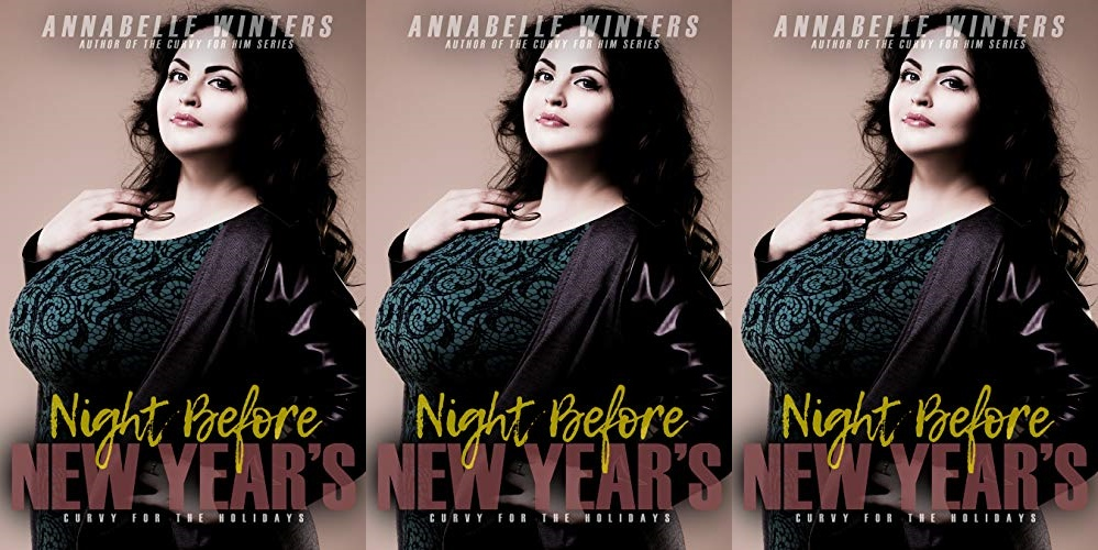new year's romance novels, night before new year's by annabelle winters, books