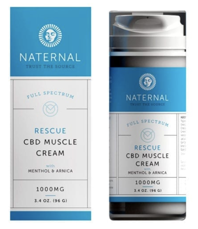 Naternal Muscle Cream
