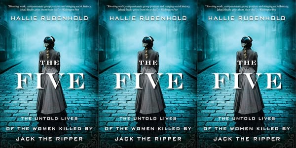 best true crime books of 2019, the five by hallie rubenhold, books