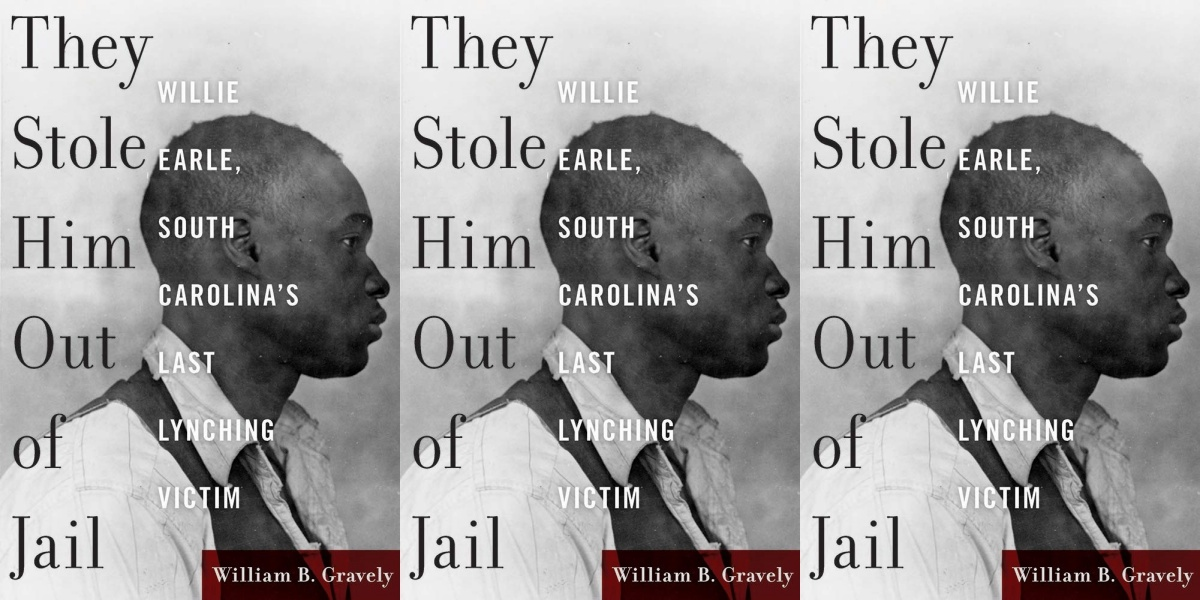 best true crime books of 2019, they stole him out of jail by william b gravely, books
