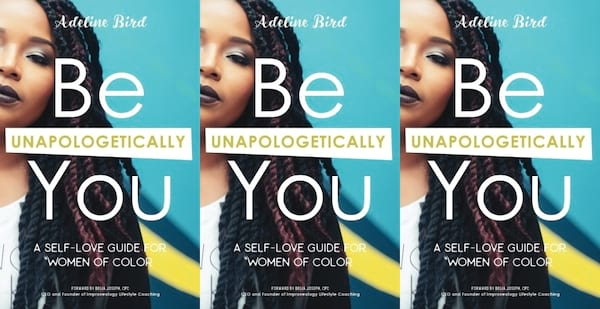 self care books, be unapologetically you by adeline bird, books