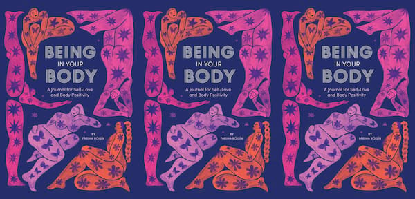 self care books, being in your body by fariha roisin, books