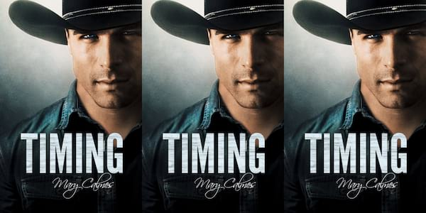 Western Romance Novels, timing by mary calmes, books
