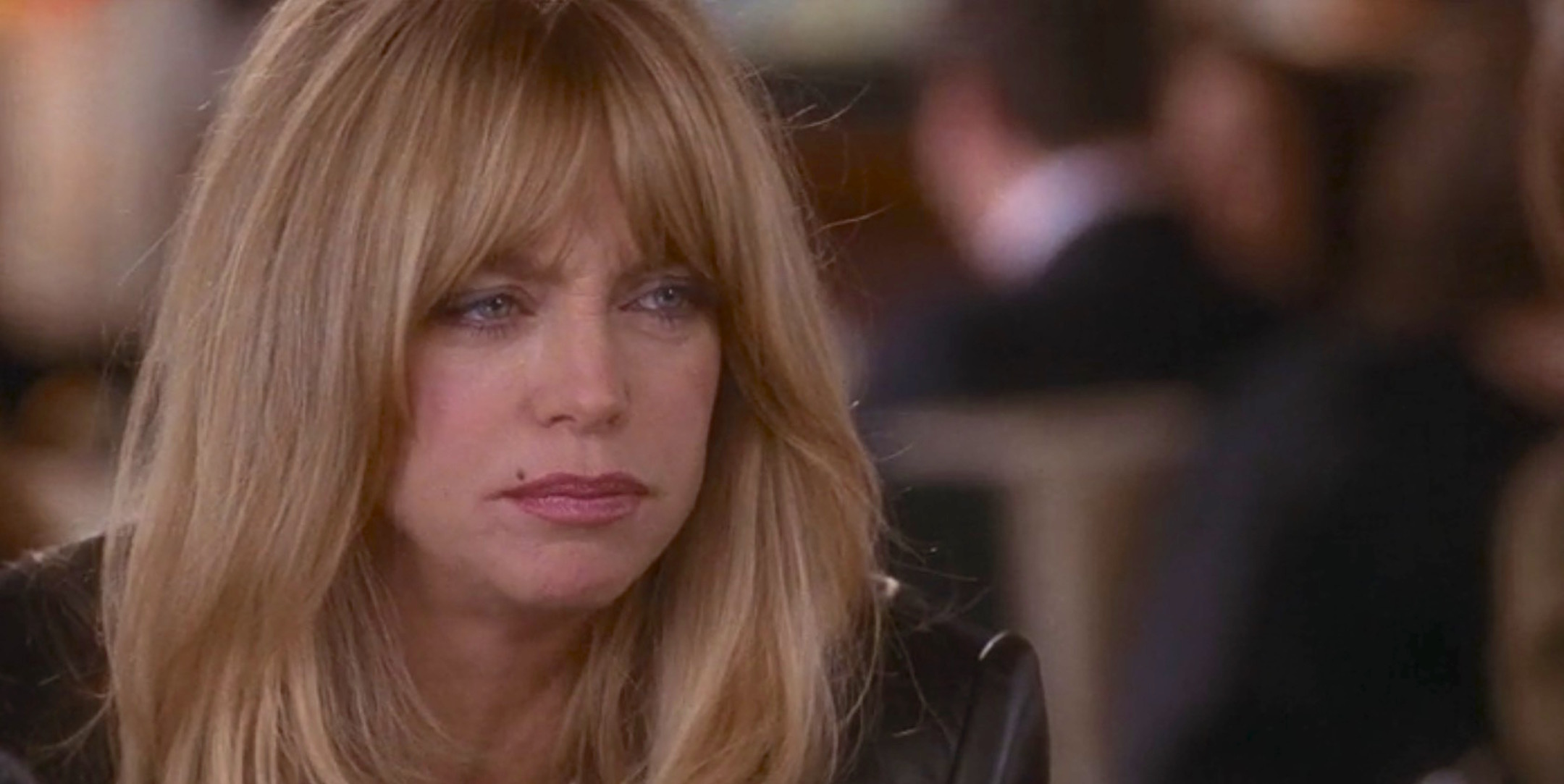 smart, shocked, angry, personality, jessica, confused, Diane Keaton, Goldie Hawn, bette midler
