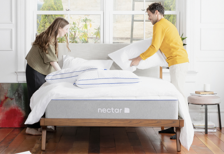 The Nectar Memory Foam Mattress, health