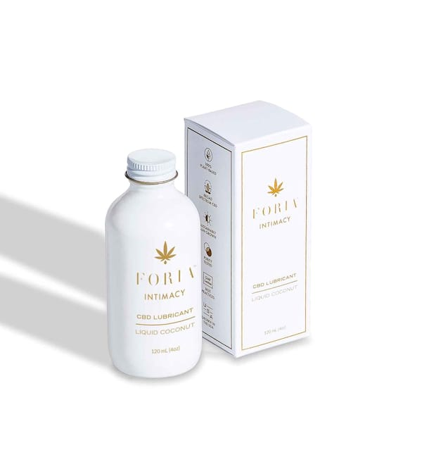 Foria Intimacy CBD Lubricant, health, sex, relationships