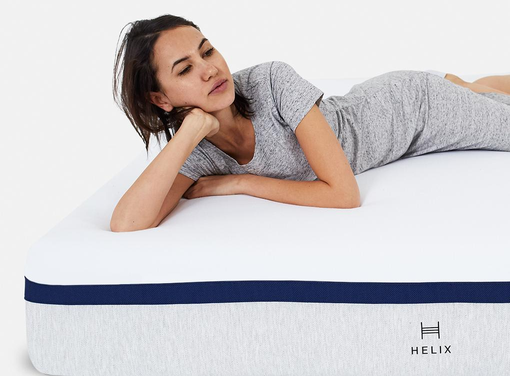 The Helix mattress collection, health, science & tech