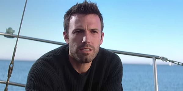 Ben Affleck, thinking, boat, liz, male, he's just not that into you, hero