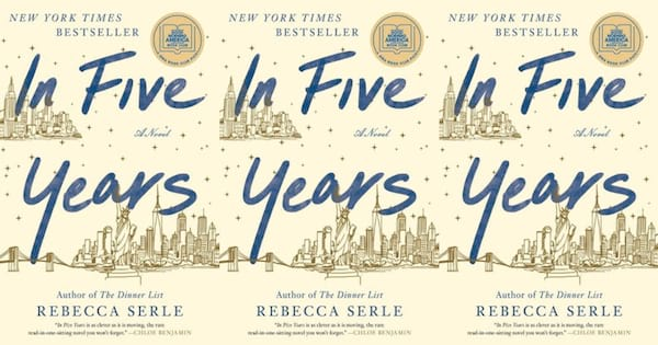 in five years book by rebecca serle