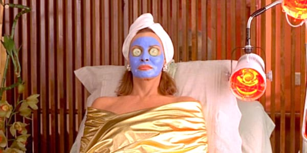 legally blonde, face mask, spa day, self-care, relax, spa