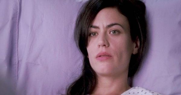 Maggie Siff as Ruthie Sales Grey's Anatomy celebrity guest star