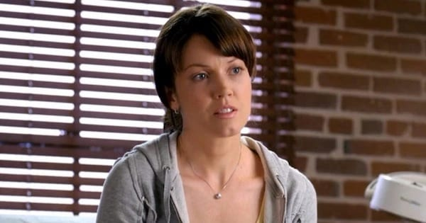 Bellamy Young as Kathy on grey's anatomy