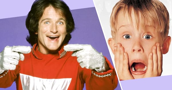 90s and 80s icons, icons quiz, robin williams, home alone, 90s child, 80s