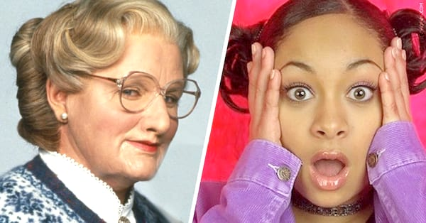 guess your age quiz, age quiz, raven, robin williams, 1993, 2003