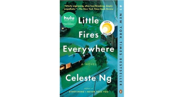 little fires everywhere book by celeste ng