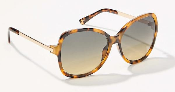 glam sunglasses from loft mother's day gift
