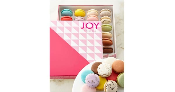 joy macarons mother's day gift