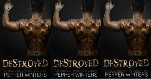 destroyed by pepper winters