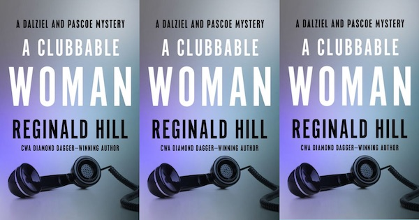 a clubbable woman by renigald hill