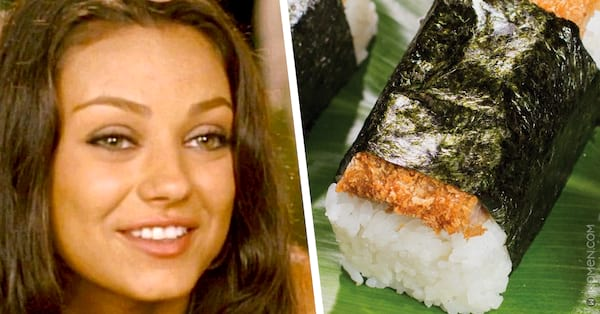 geise hero, Musubi Rice and Meat Sandwich from Hawaii, hawaii, geise, geo geise
