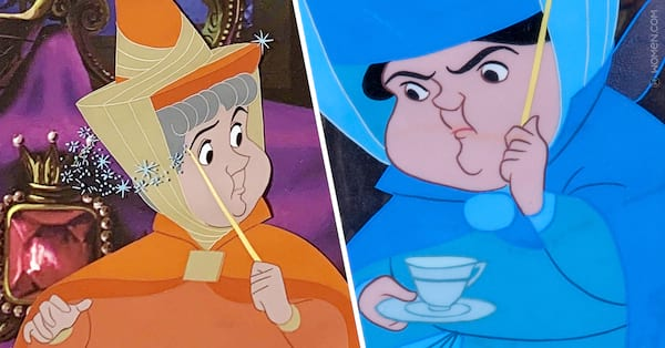 sleeping beauty, Fairy godmother, disney quizzes