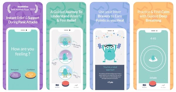 rootd app for mental health stress anxiety