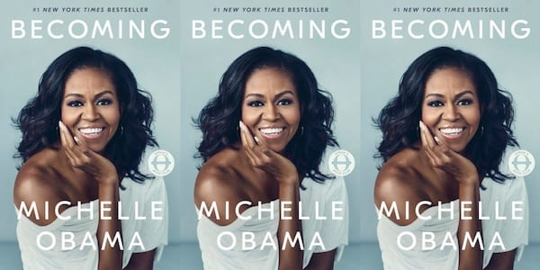 becoming by michelle obama autobiography
