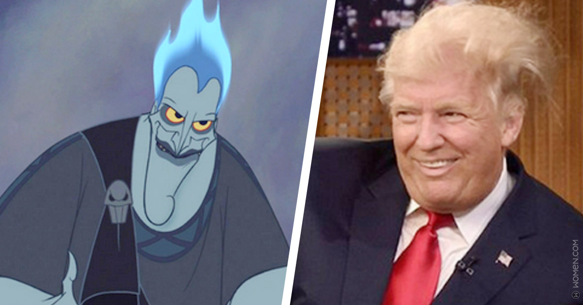 hades and trump, trump, quotes