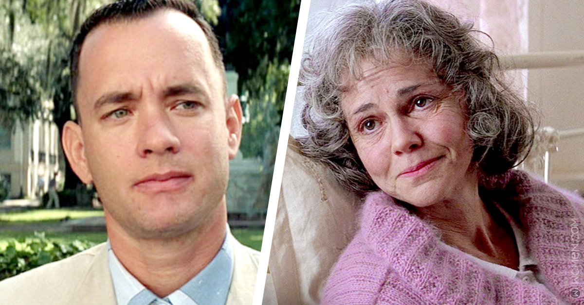 geise hero, gump mom, mother, forrest gump