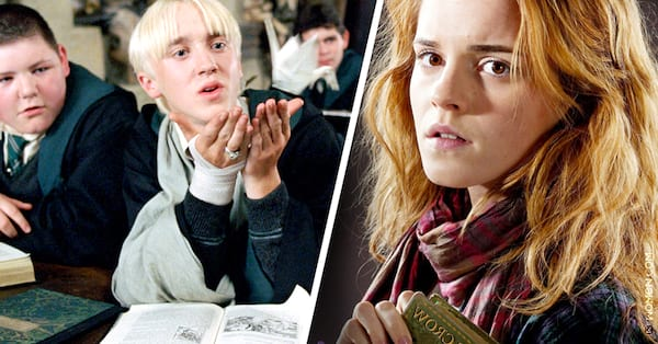 hp love, hp hero, hogwarts, hermione, draco, Potter quiz