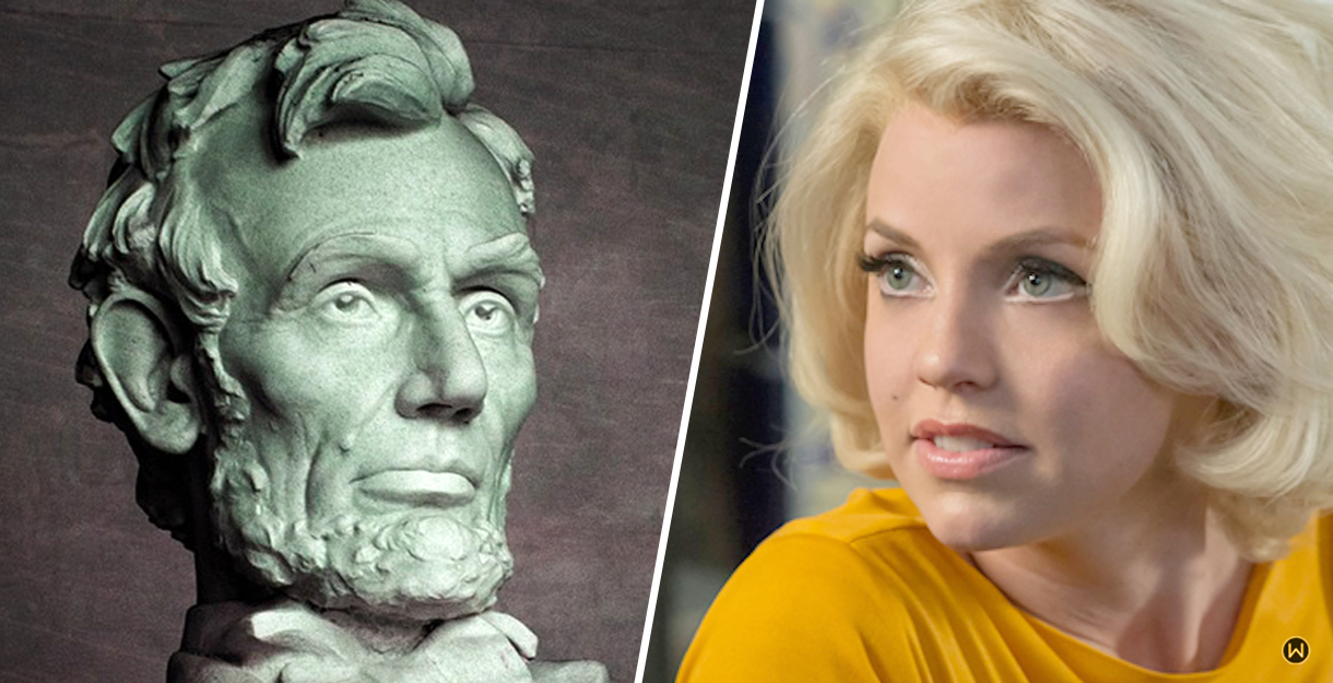 trivia, geise hero, lincoln, marilyn monroe