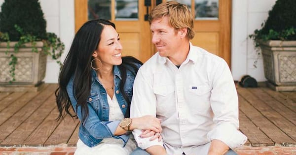 chip and Joanna fixer upper home improvement