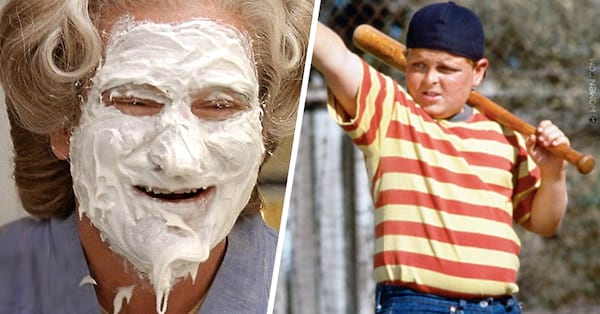 90s movie, the sandlot, Mrs.doubtfire, sandlot, 1993 movies