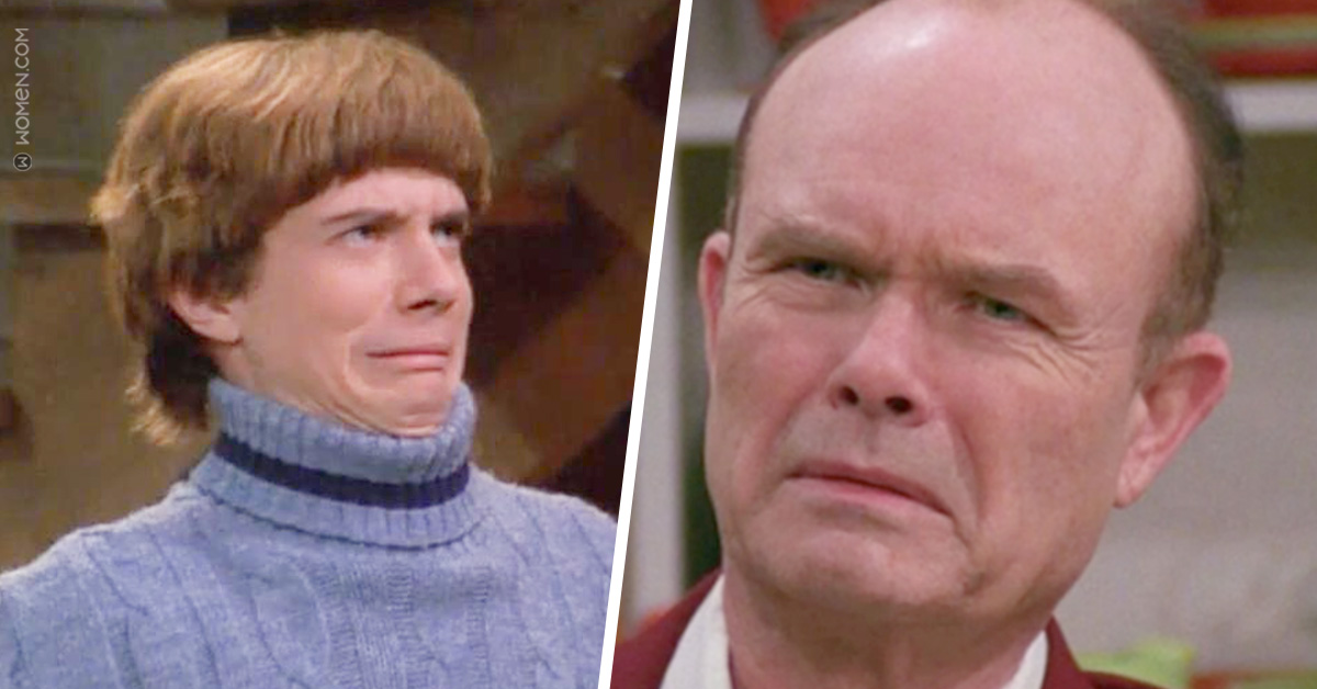 Eric Forman, Red Forman, dad, father, funny face, That 70s Show, father's quiz