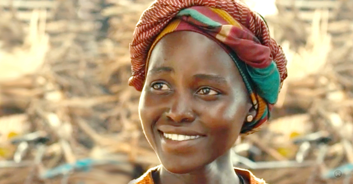 Queen of Katwe, juneteenth, african american beauty, lupita