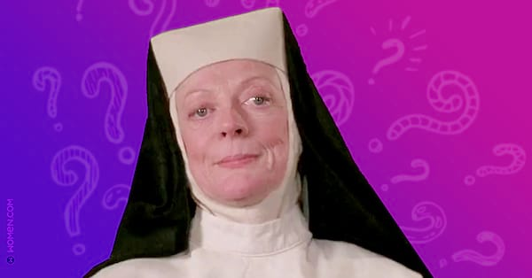 pray, nun, religious quiz, catholic DNA
