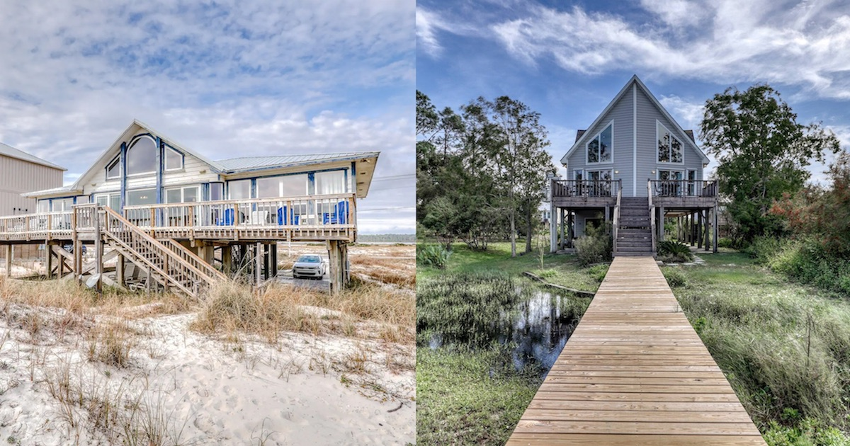 gulf shores alabama airbnbs