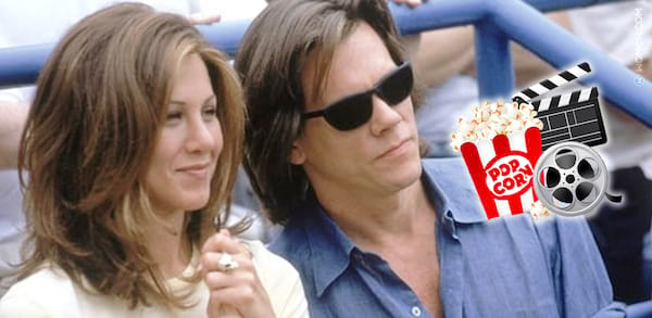 90s romantic comedies, kevin bacon, Jennifer Aniston, 90s, 90s movie, picture perfect