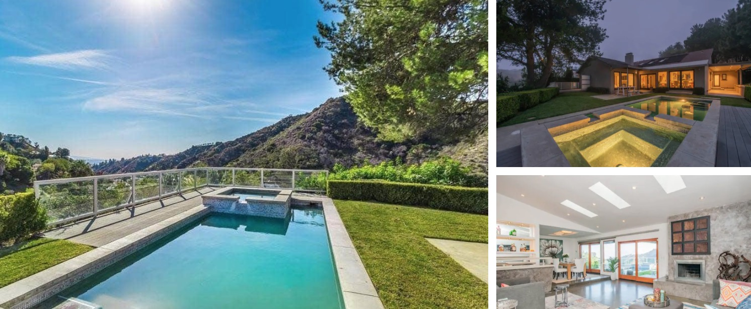 Sinatras Paradise - Modern Beverly Hills Home with Stunning Pool