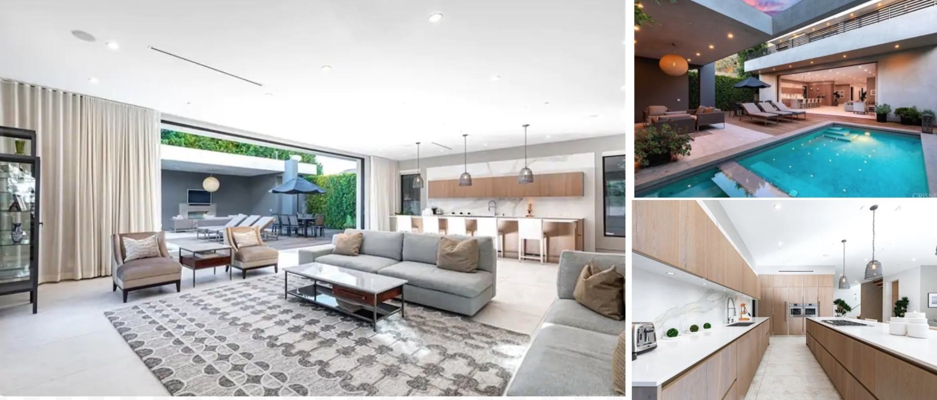 Incredible Modern Mansion with Private Pool, Heart of Los Angeles