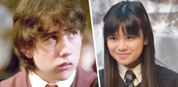geise hero, Potterhead, HP characters, neville, cho chang