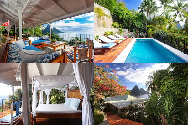 st lucia airbnbs