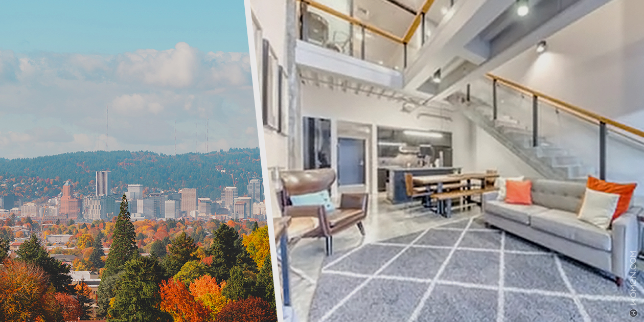 5 Portland Airbnbs To Help You Make The Most Of The City Of Roses