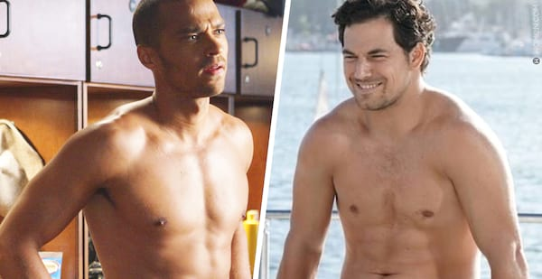 greys men, jackson avery, shirtless greys, handsome greys, hot greys doctors