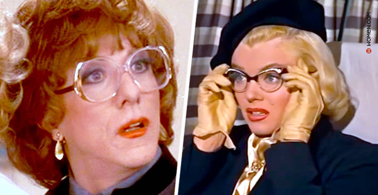 marilyn, Parent Trap, Tootsie, election movie