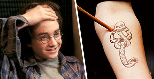 Quiz Which Harry Potter Tattoo Should You Get Women Com