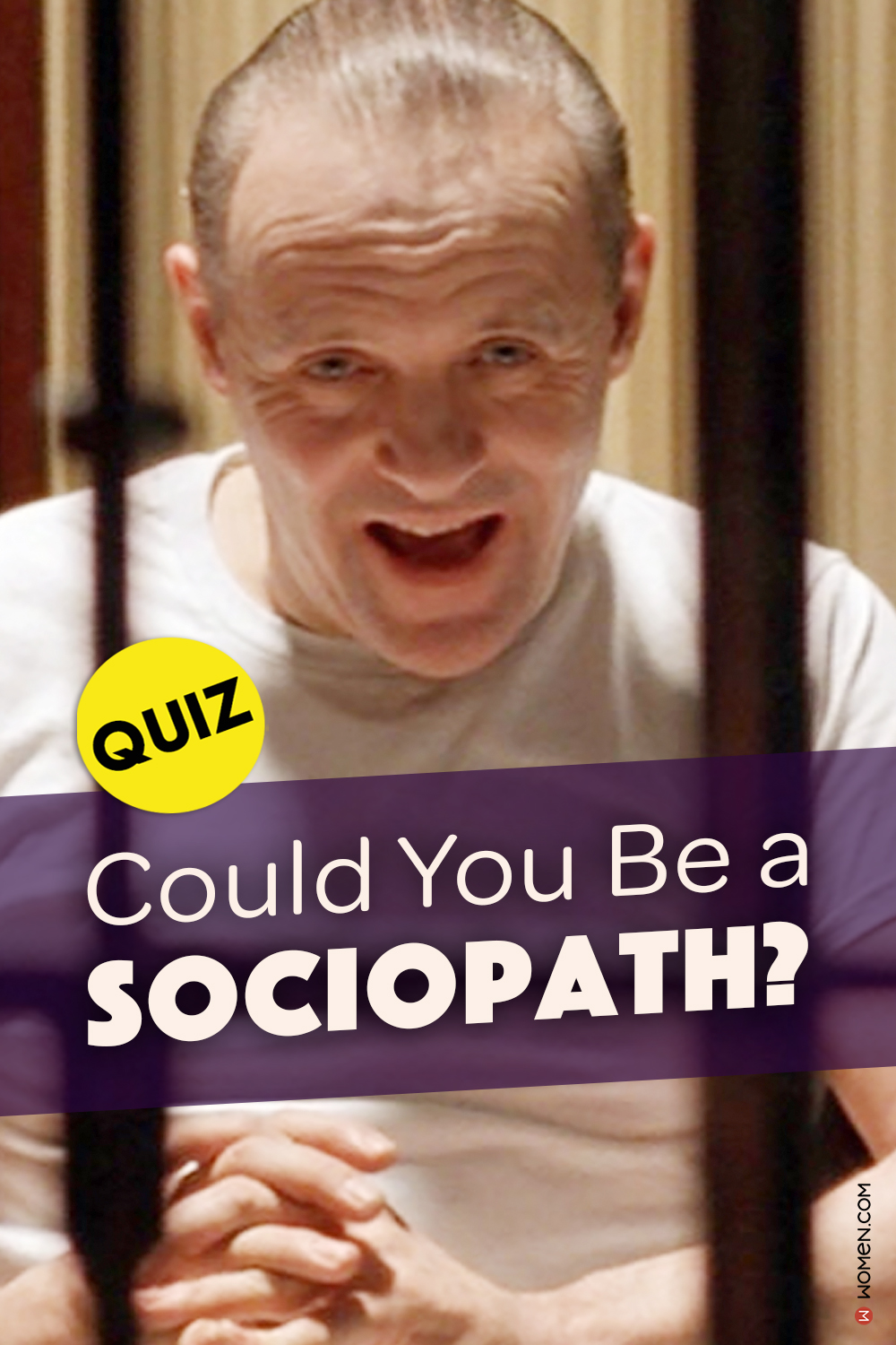 Quiz: Could You Be a Sociopath? - Quiz-Bliss.com