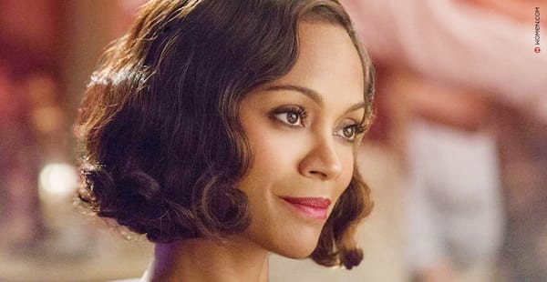 history, short hair, Black Beauty, zoe saldana, live by night