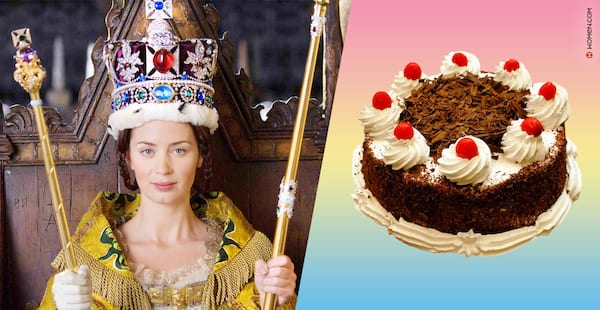 Queen Victoria, young victoria, let them eat cake, cake, history, geise hero