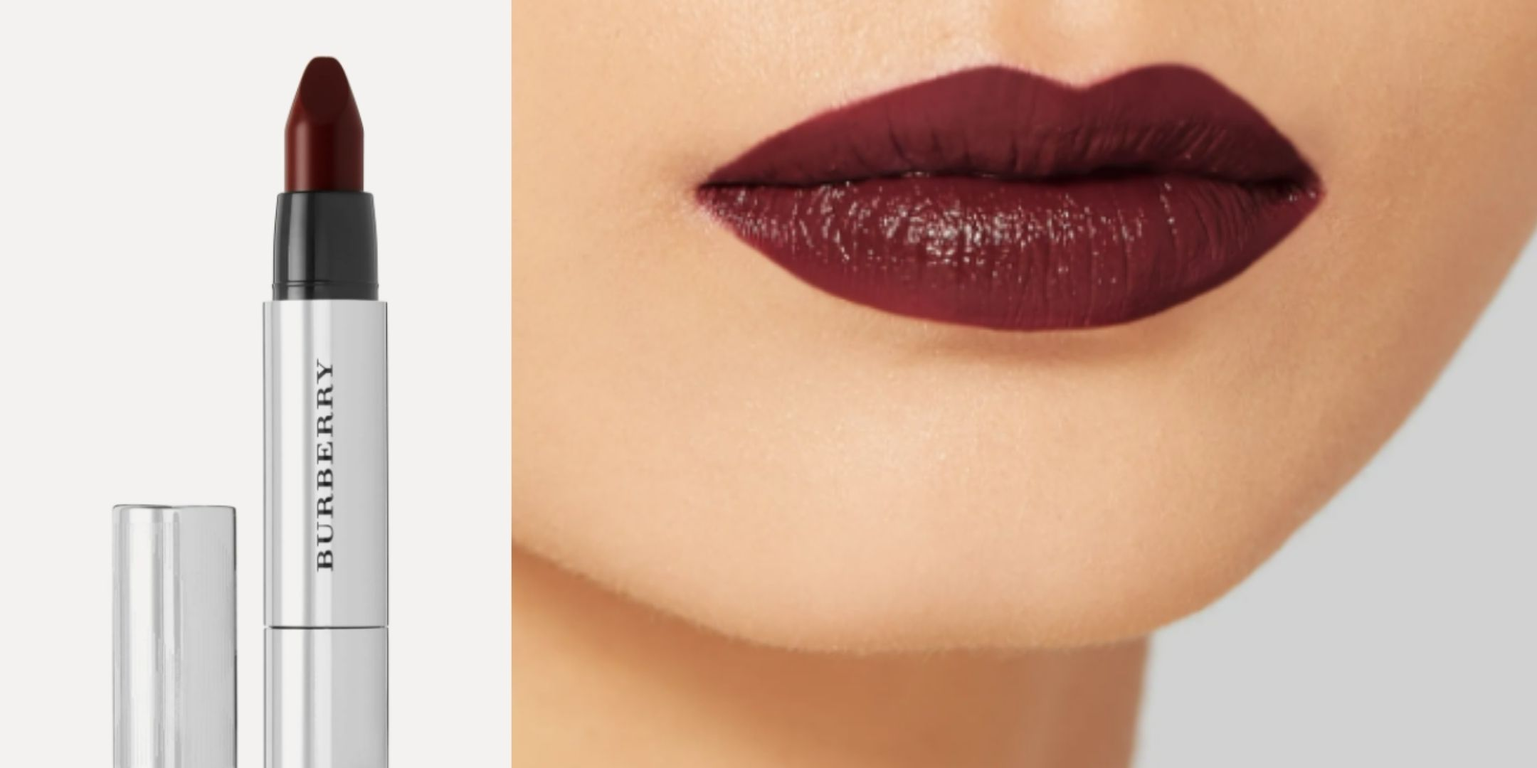 Burberry Full Kisses in Oxblood No. 549